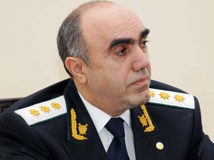 Nizami rayon prokurorundan Zakir Qaralova şikayət