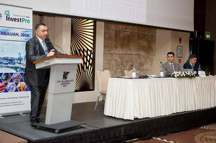 Millət vəkili Bosco Conference-in açılışını edib