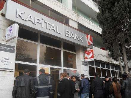 """""""Kapital Bank""""ın serveri çöküb"""