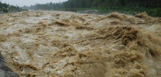 Sel suları Qobustanda fəsadlar törədib