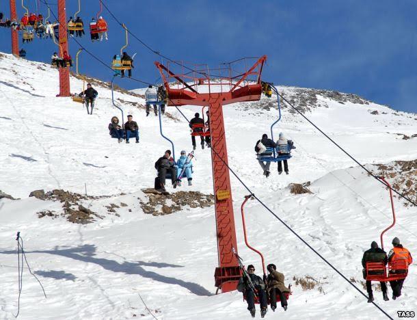 Şahdağ qış turizm məkanı MDB məkanında ilk beşliyə düşən turizm obyekti oldu
