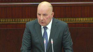 Azərbaycan Respublikası Mərkəzi Bankının sədri Elmar Rüstəmov dollar kreditlərindən danışdı