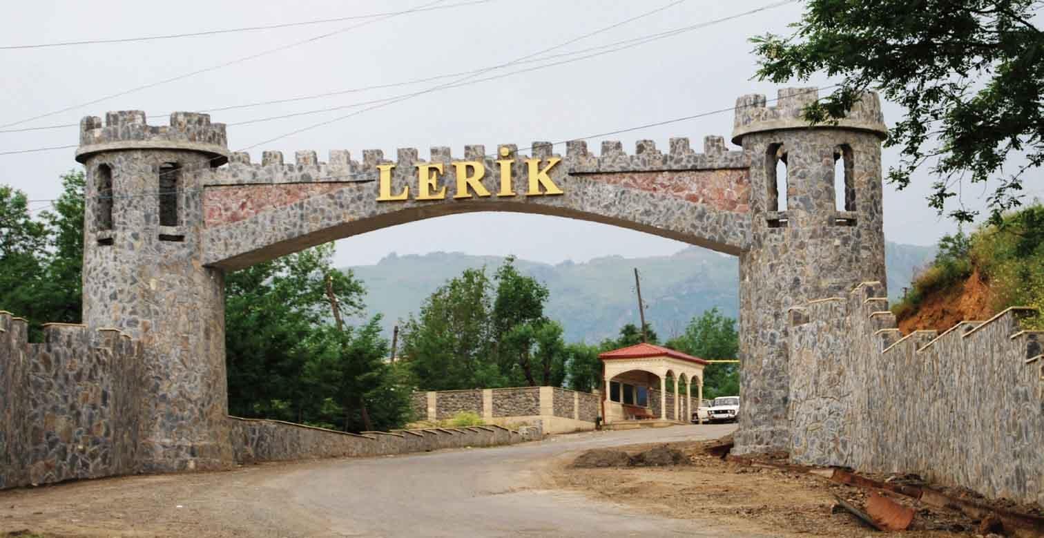 Prezident Lerikdə yol tikintisinə 6.6 milyon vəsait ayırdı
