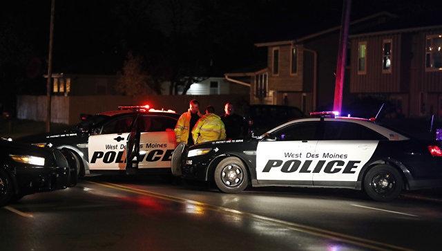 Vaşinqtonda iğtişaş: 6 polis yaralandı