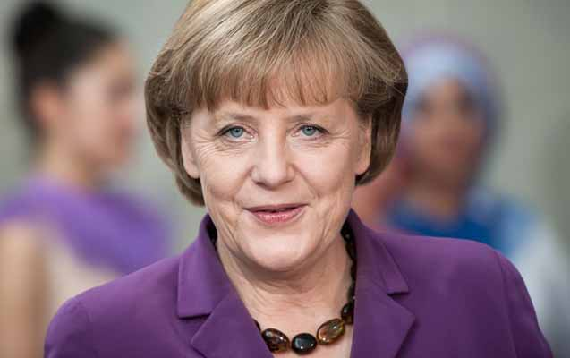 Merkel qalib oldu