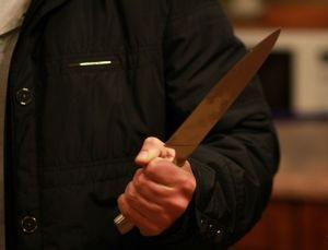 Göyçayda iki nəfər bıçaqlanıb