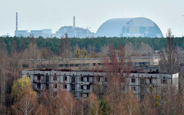 Yeni il üçün Çernobıla getdilər…