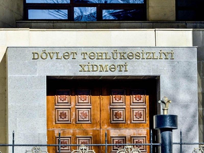 Dövlət Təhlükəsizliyi Xidmətinin strukturunda dəyişiklik edildi