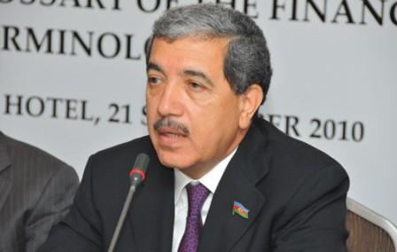 Şəmsəddin Hacıyev korrupsiya qalmaqalından danışdı