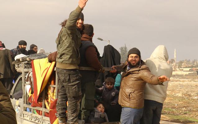 Terrorçular Hələbdə 14 nəfəri öldürdü