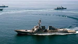 Çinin üç gəmisi mübahisəli zonaya girdi
