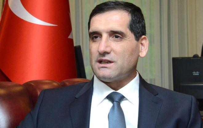 Türkiyənin səfiri naxçıvanlıları təkzib etdi