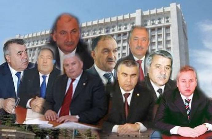 İcra başçılarının Milli Məclisdə vəzifə tutan övladları
