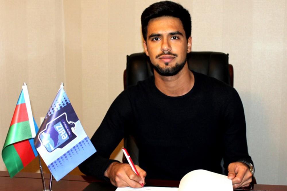 Futbol klubu dövrələrarası fasilədə ilk transferini reallaşdırdı