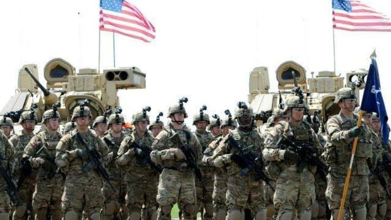 ABŞ ordusu Suriyadan İraqa keçdi