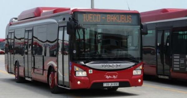 """""""BakuBus""""ın avtobusu gənc qızı vurdu"""