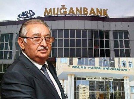 """Əhməd Vəliyevin bankında görünməmiş olay- """"MuğanBank"""" uşaqla müqavilə bağlayı"""