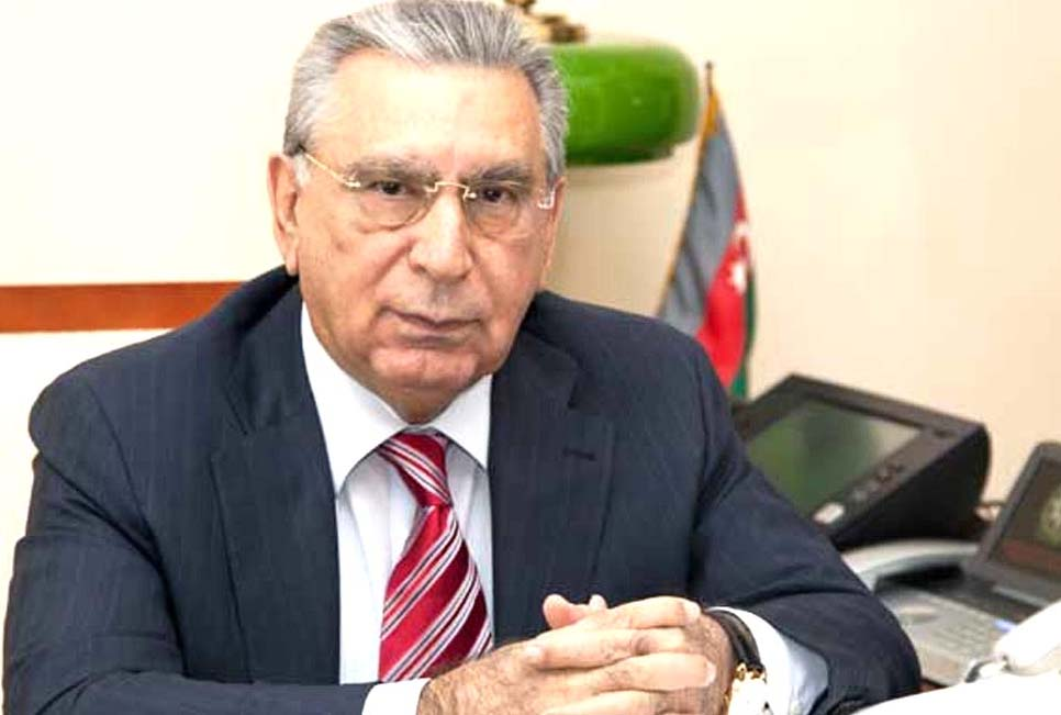 Prezident Ramiz Mehdiyevlə bağlı sərəncam verdi