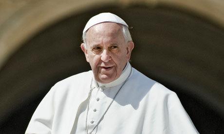 Roma papasını lağa qoyan film çəkildi