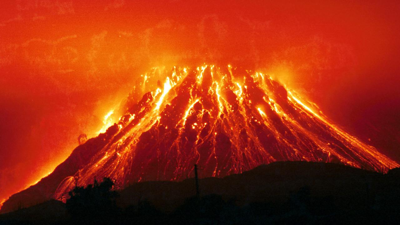 Filippində vulkan təhlükəsi