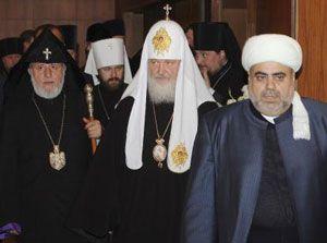 Azərbaycan, Ermənistan və Rusiyanın dini liderləri bir araya gələcək