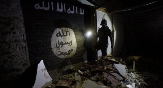 Paytaxtda terror planlaşdıran İŞİD-çilər