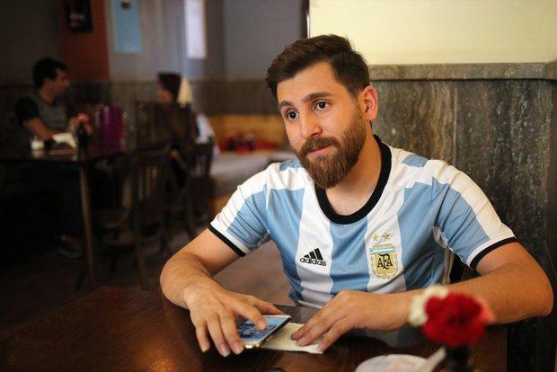 Messi bu hərəkəti ilə təəccübləndirdi