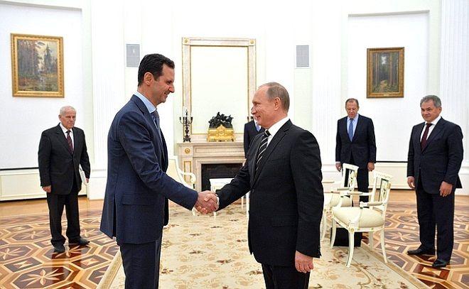 Rus komandiri Əsədə Putinin yanına getməyə imkan vermədi