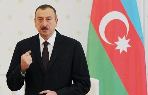 İlham Əliyev Ermənistandakı hakimiyyət dəyişikliyindən danışdı