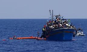Aralıq dənizində 137 miqrant xilas olundu