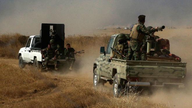 Mosul İŞİD-dən tam azad edilib