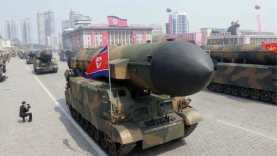 Şimali Koreya ballistik raket sınağı keçirdiyini təsdiq etdi