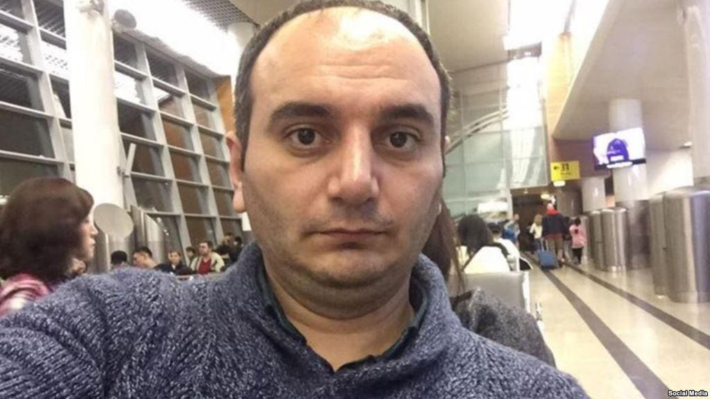 Daha bir jurnalist həbs edildi -