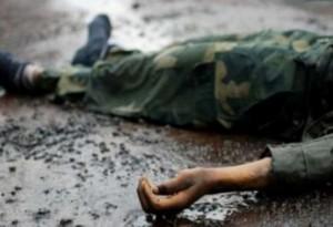 Ermənistan ordusunun bölmələrindən birində atışma olub