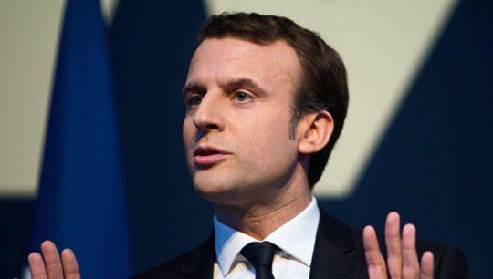 Fransadan Trampın Qüds qərarına reaksiya