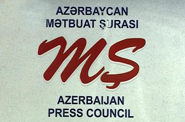 Mətbuat Şurası dünya jurnalistlərinə müraciət edəcək