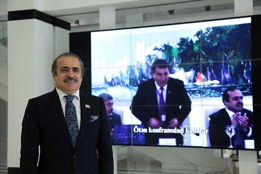 Rafael Hüseynov yazır: