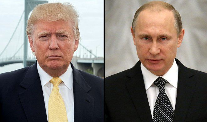 Putin-Tramp görüşü başa çatdı –