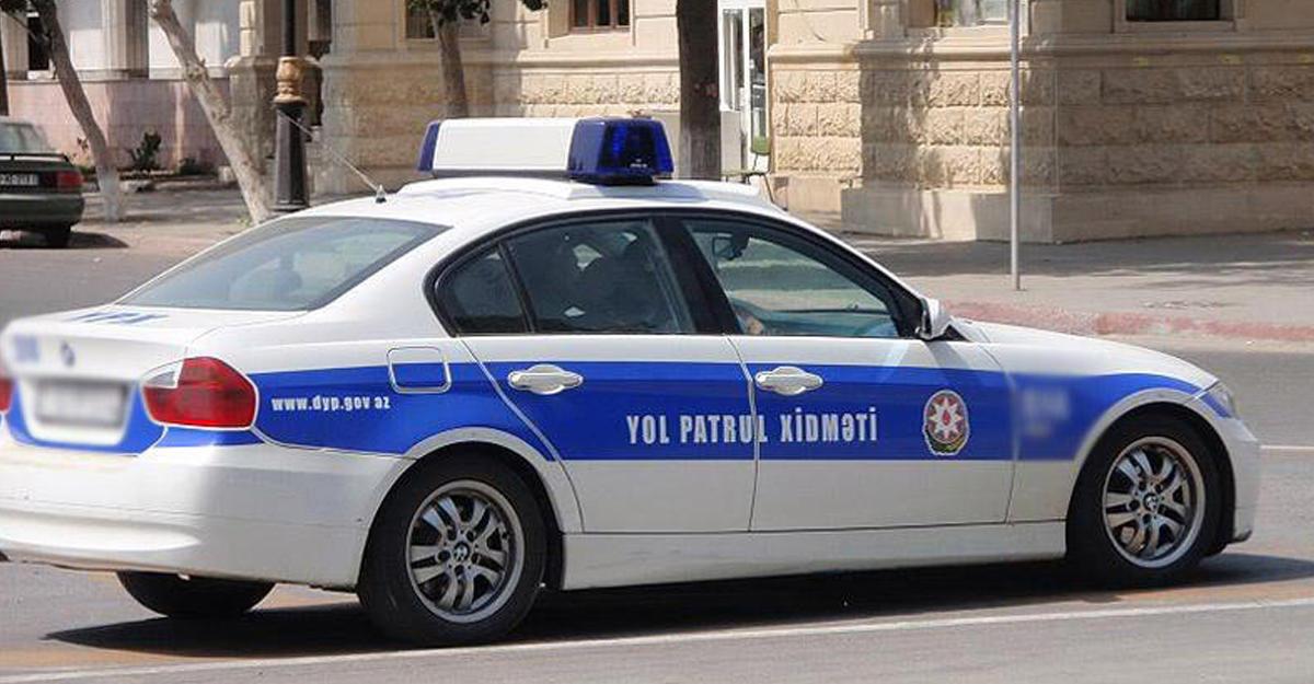 Yol polisi 73 milyon manatlıq cərimə yazıb