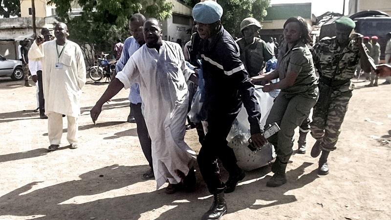 Nigeriyada silahlı insident