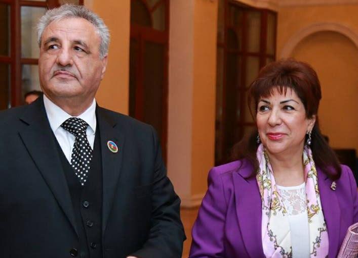 Tağı Əhmədovun həyat yoldaşı Akif Çovdarovun ittihamlarına cavab verdi