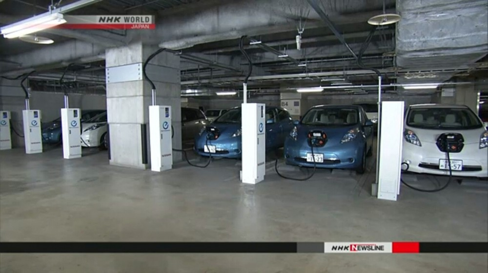 Yaponiya şirkətləri elektromobil istehsalını sürətləndirir…