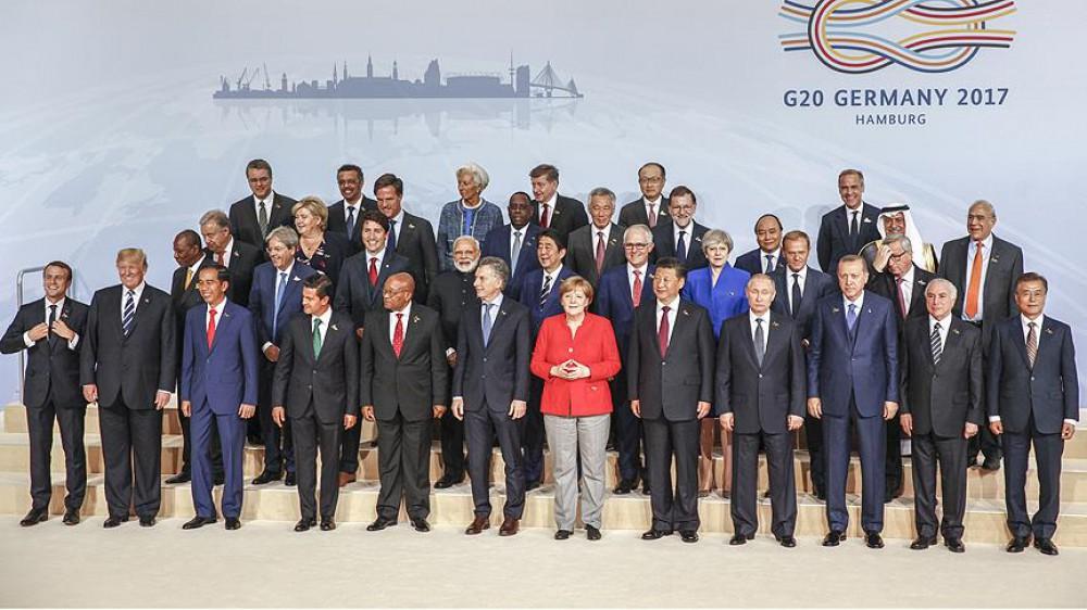 G20-nin 2019-cu il sammiti Yaponiyada, 2020-ci il sammiti isə Səudiyyə Ərəbistanında olacaq