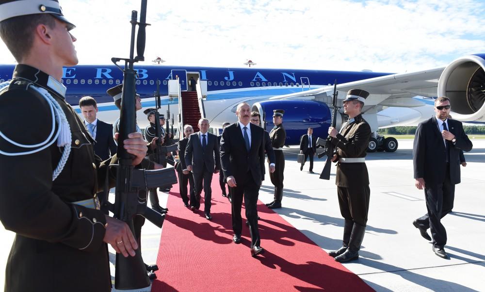 Prezident Latviyaya getdi