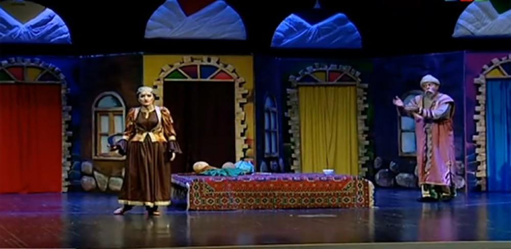 Dövlət Musiqili Teatrı 107-ci mövsümü premyera ilə başa vurdu – FOTO