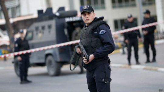 İstanbulda 20 mindən çox polis işdən çıxarılıb