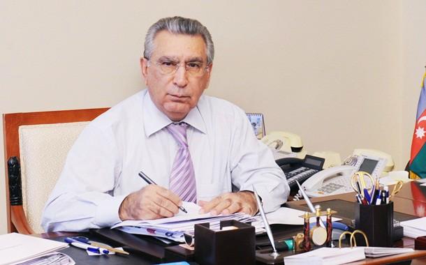 Ramiz Mehdiyev AMEA prezidenti oldu