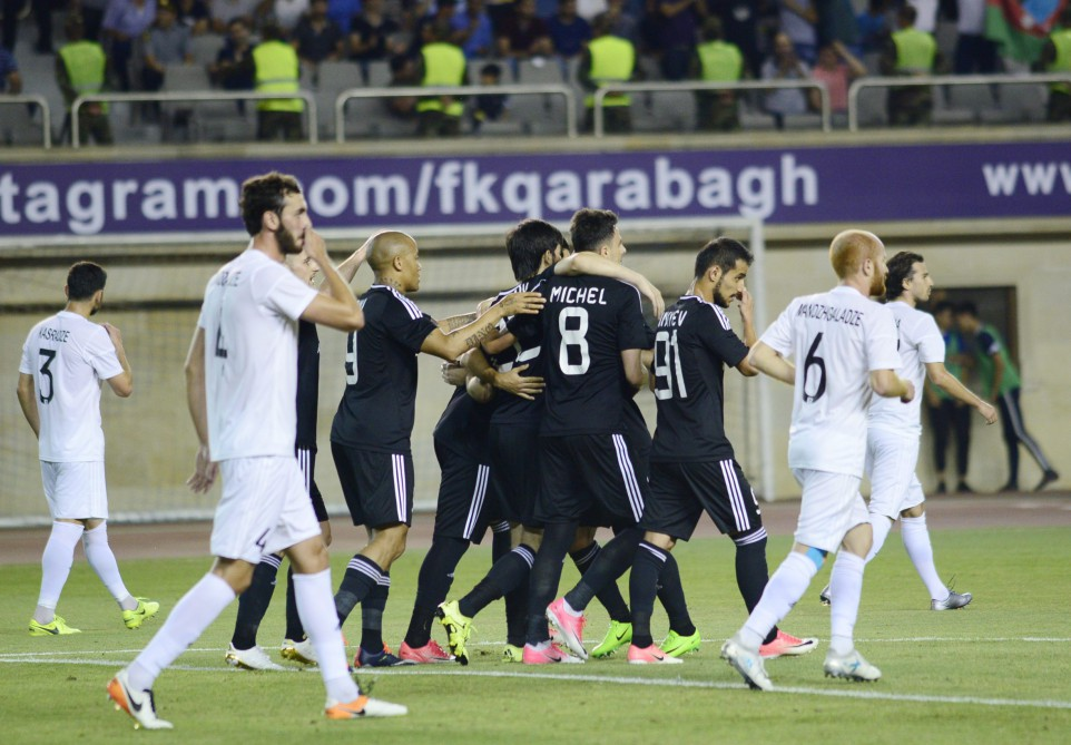 """Qarabağ""-""Samtredia"": 5-0"