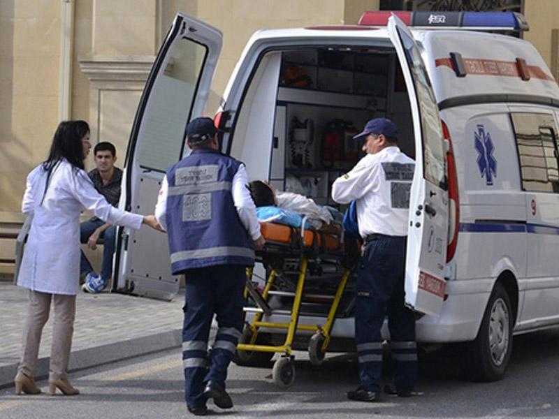 Xaçmazda 57 yaşlı kişi damdan yıxılaraq ölüb