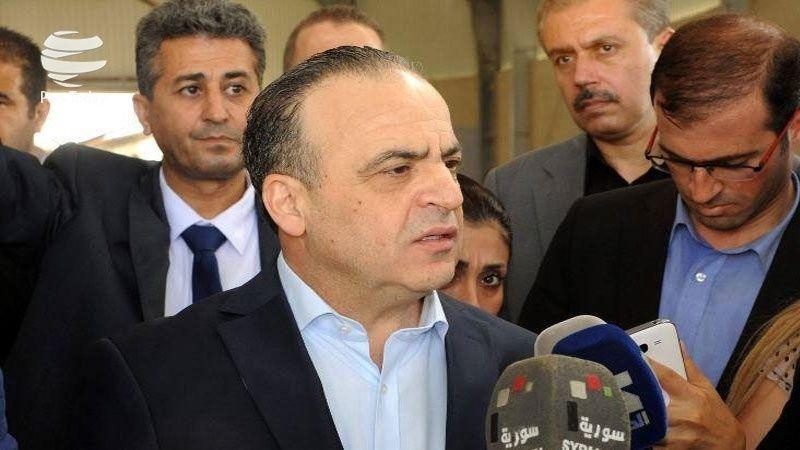 Suriyanın baş naziri İrandadır